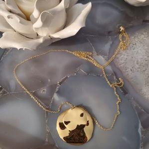 Gorjana Jewelry - Gojana Chloe Adjustable Multi Pendant Necklace